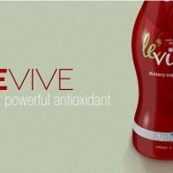 Le'Vive is one of the most powerful antioxidant supplement juices on the market today. A proprietary blend of Mangosteen, Gogi, Noni, Açai Berry and Pomegranate.